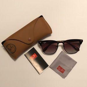 Brand New Blaze Club masters polarized sunglasses